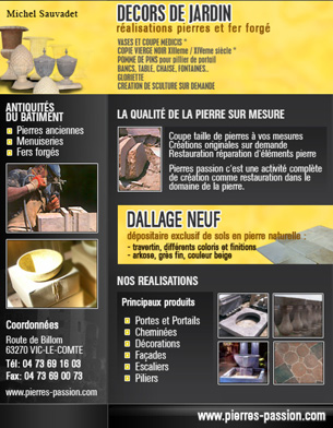 newsletter Pierres Passion